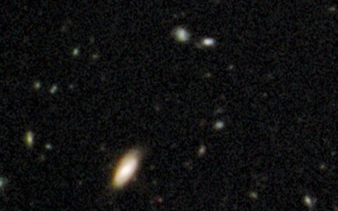 Nii nägigi universum välja 600 miljoni aastaselt.