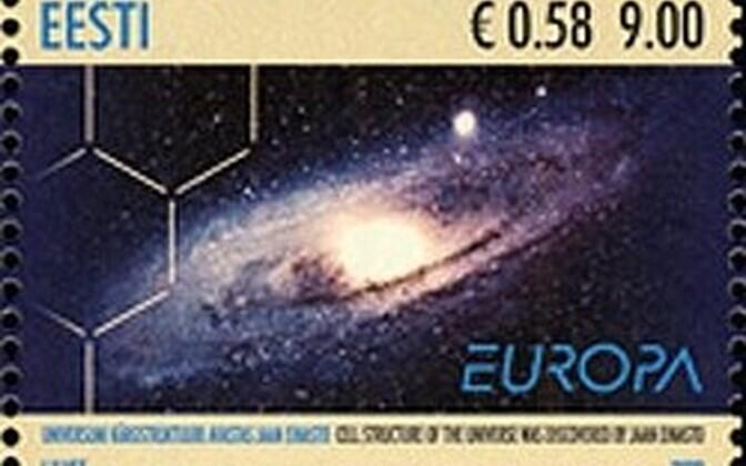 7a443e0f70e Uus postmark galaktika ja kärgstruktuuriga. Uus postmark galaktika ja  kärgstruktuuriga. Autor/allikas: Eesti Post