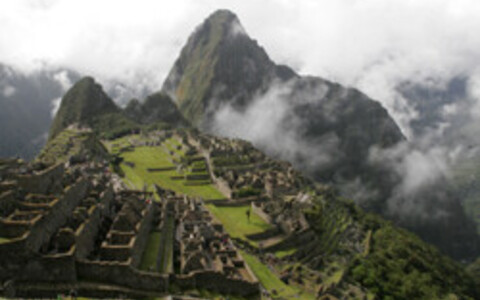 Inkade viimane kindel asupaik Machu Picchu.