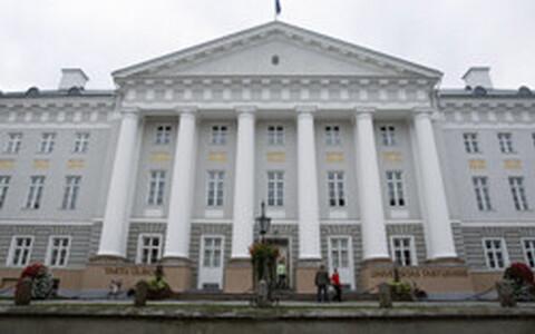Tartu Ülikooli peahoonest on saanud meie kõrghariduse sümbol.
