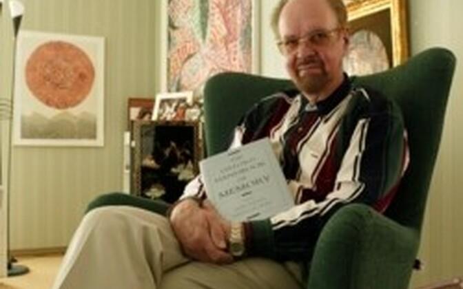 Endel Tulving pälvis oma mälu-alaste tööde eest väga maineka auhinna.