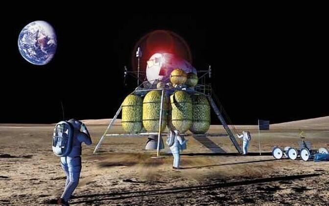 Kas mehitatud kosmoselendude ajastu saab läbi?