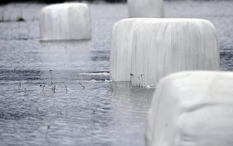 Üleujutus Soomaal 2008.