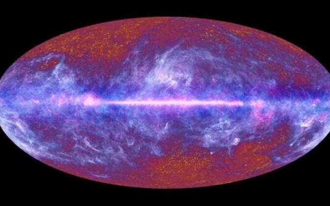 Universumi vanim valgus