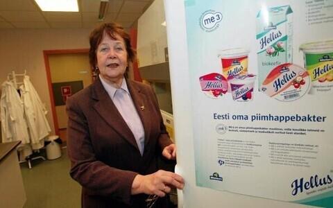 Tartu ülikooli teadlased avastasid piimhappebakteri Lactobacillus fermentum ME-3 1995. aastal. Üks ME-3 bakteri avastajatest on professor Marika Mikelsaar.