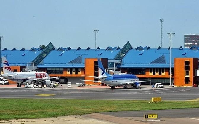 Lennart Meri Tallinn Airport