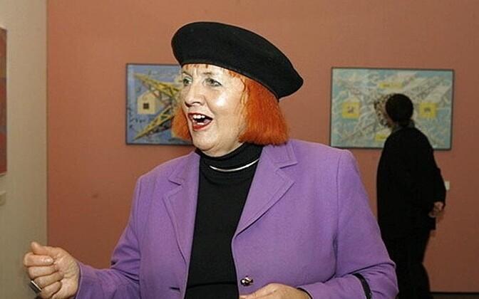 Gallery Director Maile Grünberg