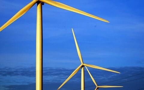 Парк ветряков. Иллюстративное фото.