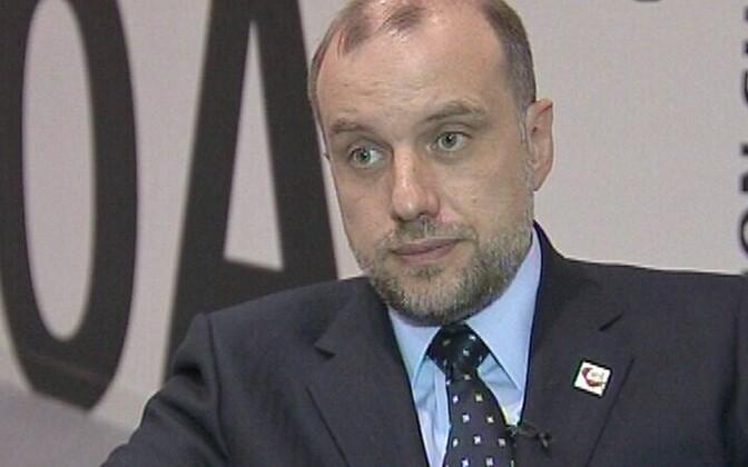 Jüri Luik, Estonian Ambassador to NATO