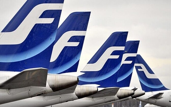 A strike at Helsinki Airport will affect flights to Tallinn as well on Friday.