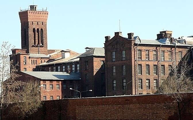 The Kreenholm factories in Narva
