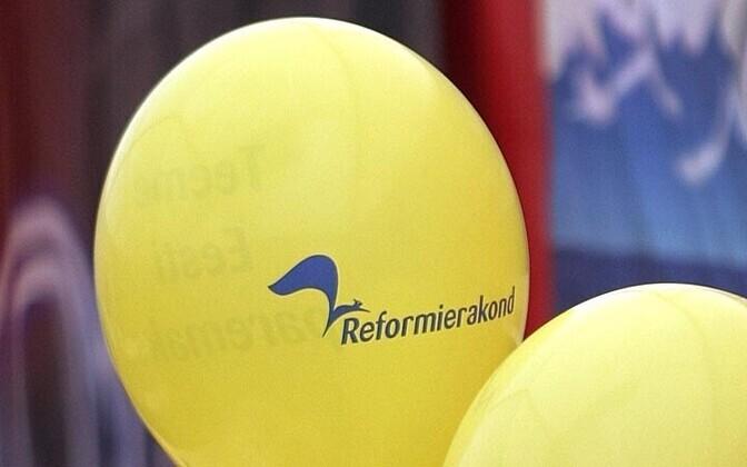 Juulis pälvis enim meediatähelepanu Reformierakond.
