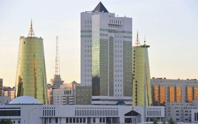 Kazakhstan's capital Astana.