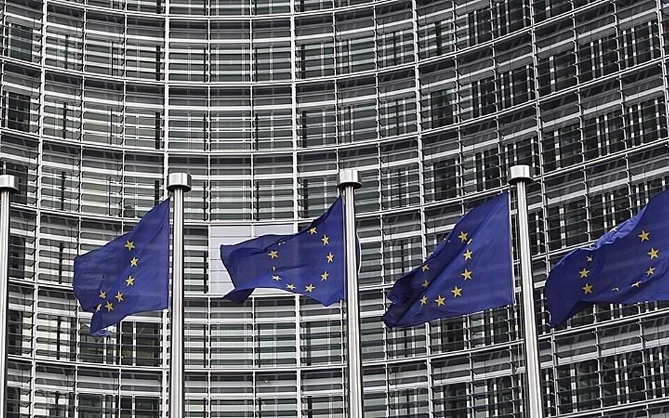 Здание Еврокомиссии в Брюсселе.