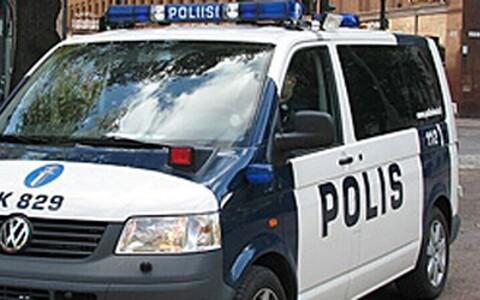 Финская полиция. Иллюстративное фото.