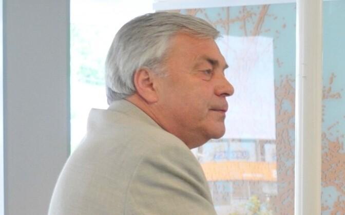 Евгений Томберг призывает помочь строительству храма в Ласнамяэ