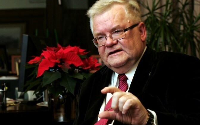 Edgar Savisaar, just more deeply entrenched