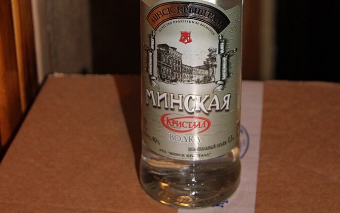 Belarusian Vodka Netted in Major Bootleg Liquor Busts | News