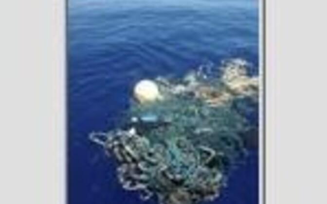 Vaikse ookeani prügisaare suurusega on tublisti ülepakutud