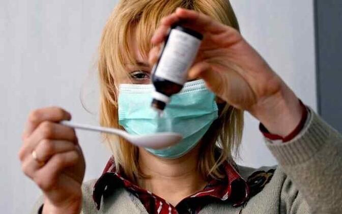 Январь и февраль являются пиковыми месяцами распространения сезонного гриппа.