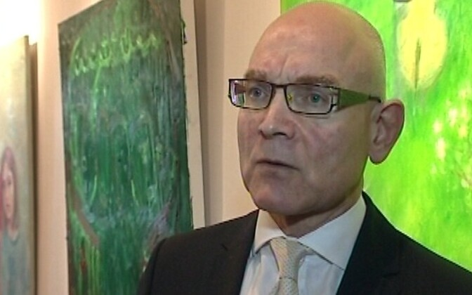 Chancellor of Justice Indrek Teder