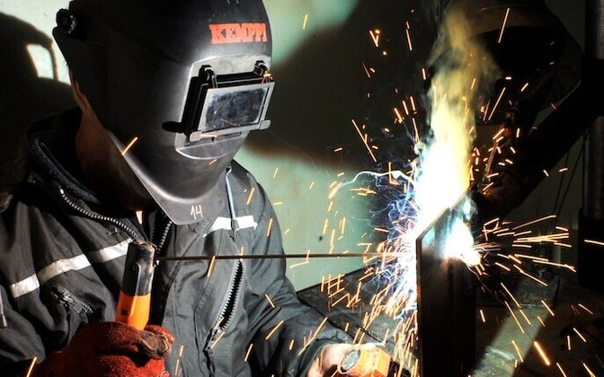 Although some of the gender gap can be attributed to different gender roles, such as in the case of this presumably male arc welder, much more is in play.