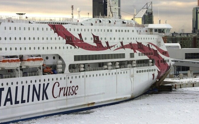 Tallink began to give out shareholder dividends in 2013.