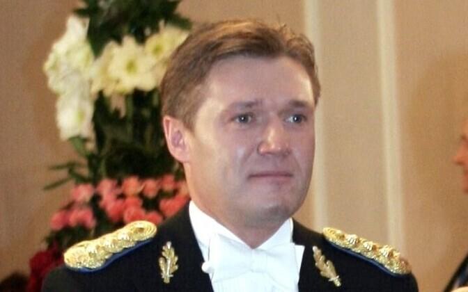 Антропов долгое время был начальником полиции.