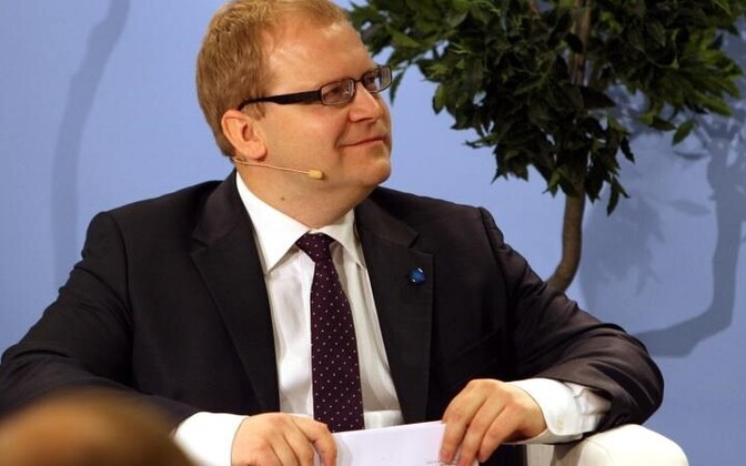 Foreign Minister Urmas Paet