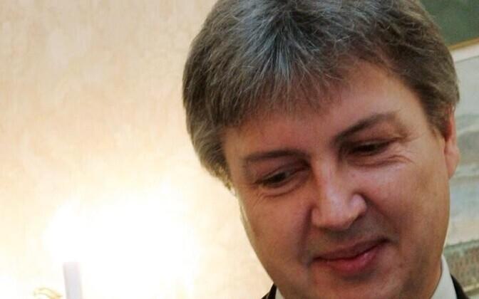 Директор Института Пушкина Андрей Красноглазов