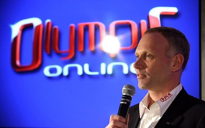 Armin Karu, founder and chairman of the Olympic Entertainment Group