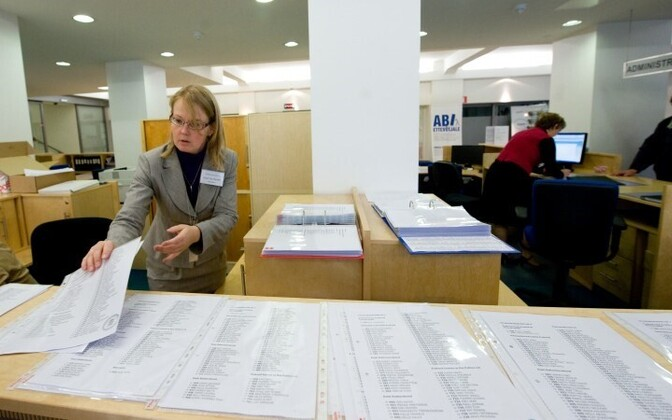 Иностранцы проследят за ходом выборов.