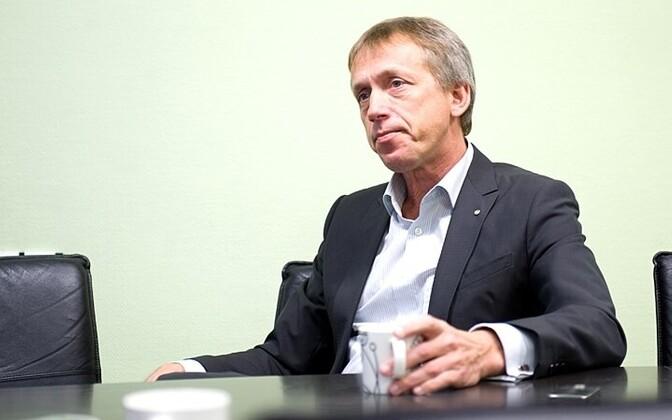 ERR Chairman Margus Allikmaa
