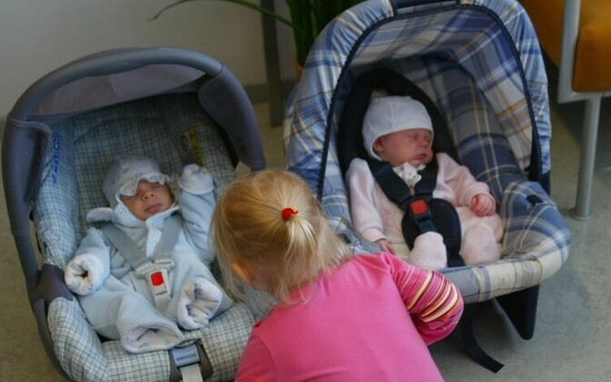 Most popular baby names of 2014 | News | ERR