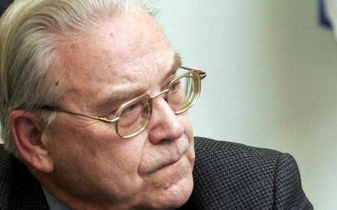 академик Анто Раукас