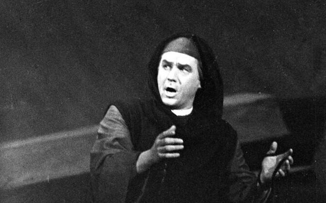 Георг Отс в опере