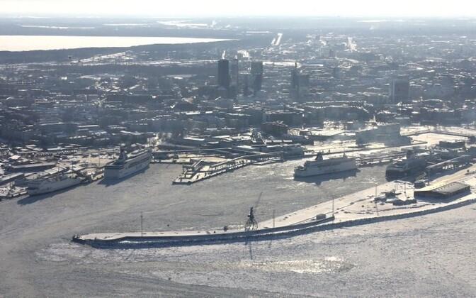 The Old City Harbor, Tallinn