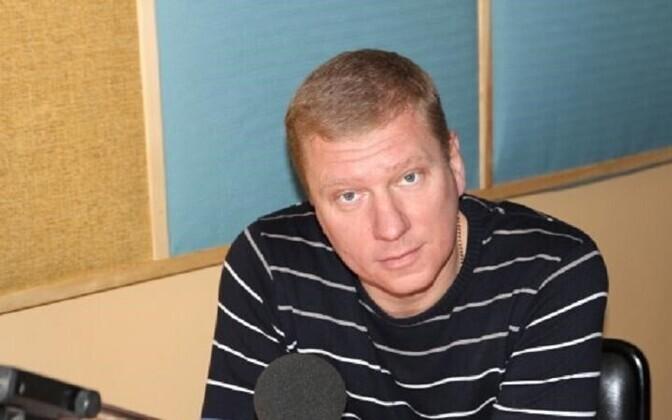 председатель горсобрания Нарвы Александр Ефимов