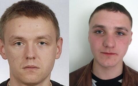 Виктор Кабанов и Андрей Каранец.