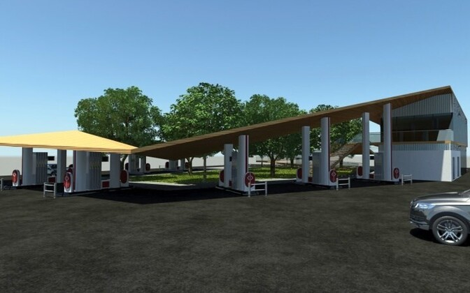 FuelBar, the filling station of the future?