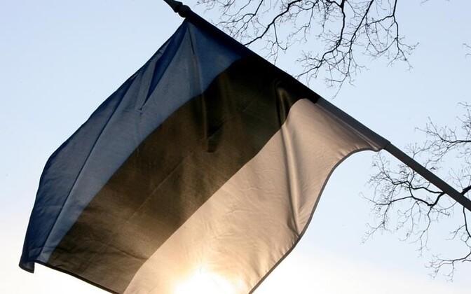 Отепя является колыбелью эстонского флага и очень этим гордится.