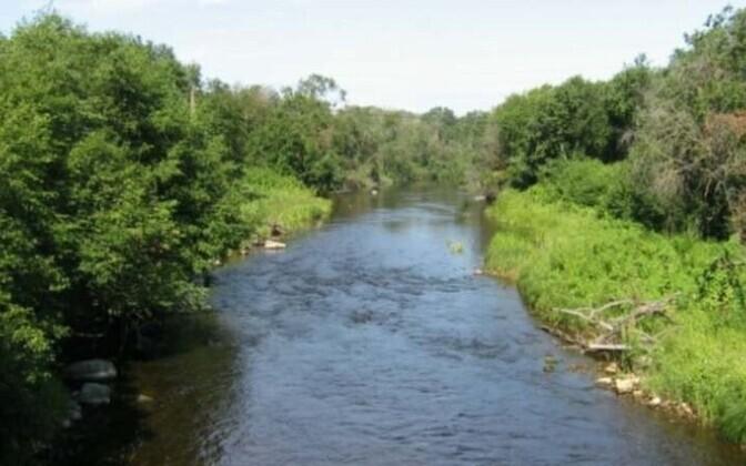 Река Пуртсе