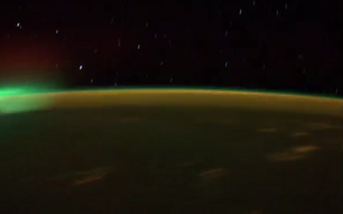 Maakera kosmosest