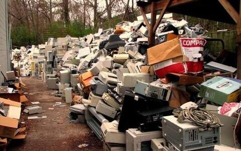 Elektrooniliste jäätmete tekitatud reostus ohustab inimeste tervist