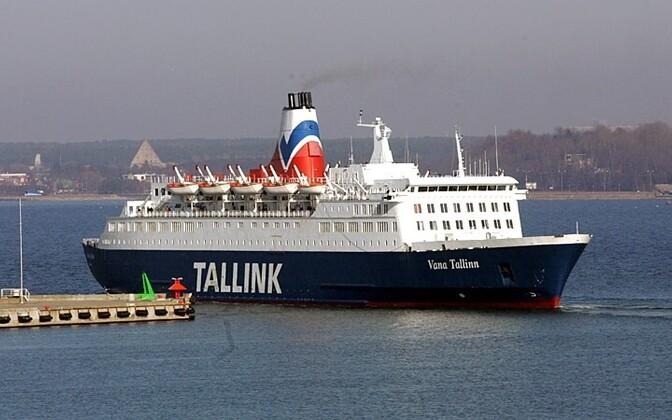 Vana Tallinn ferry