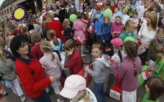 Statistics Estonia's findings were announced on Child Protection Day.