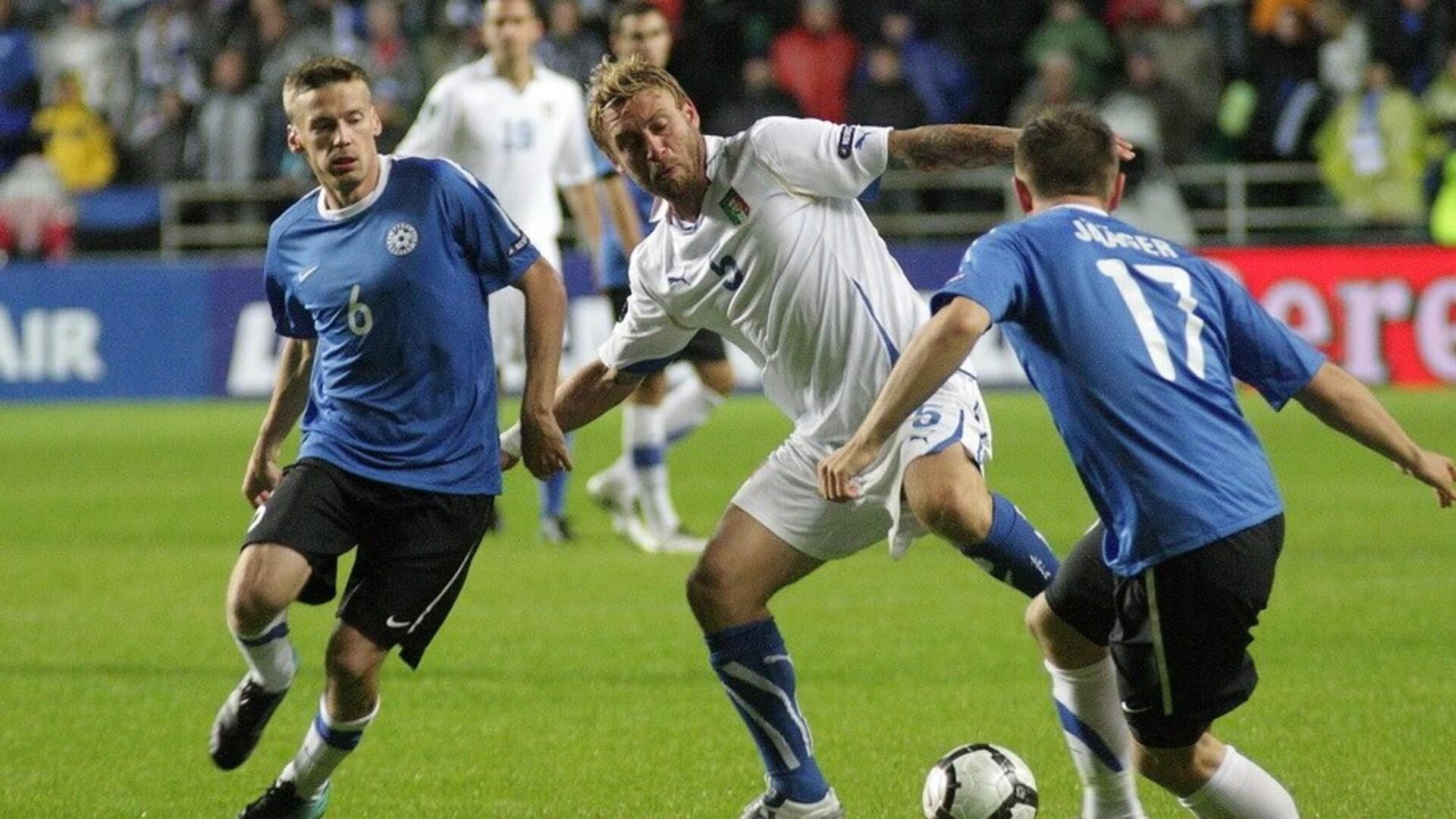 Estonian football national team will play Italy in November | News | ERR