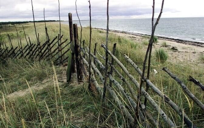The program will provide support to Estonia's smaller islands, such as Vilsandi.