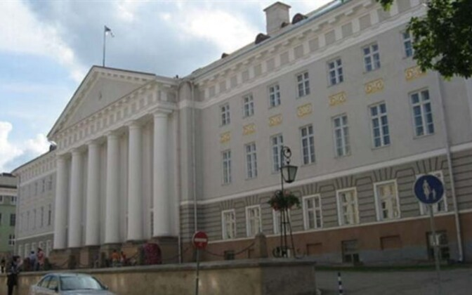 University of Tartu Main Building