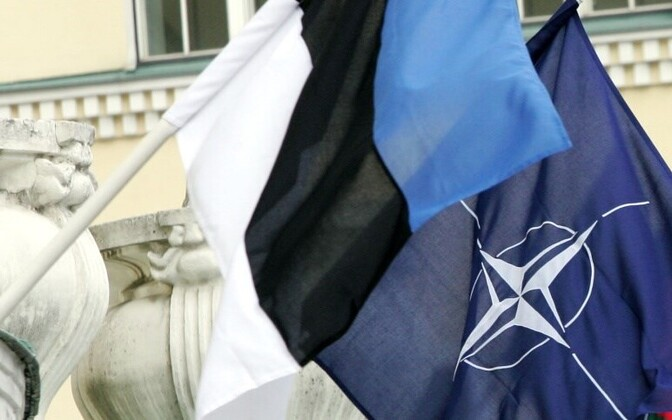 Overall support of Estonia's NATO membership remains high.